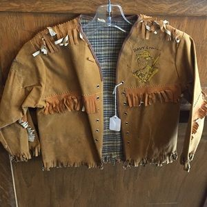 "Vintage ""Davy Crockett"" jacket"